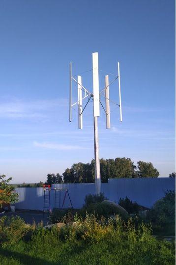 Весеннее поступления ветрогенераторов 300 Вт...20.0кВт