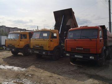 Дробленый бетон 10 тонн 9500 с доставкой